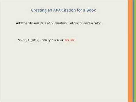 Theses and Dissertations - APA Citation Style - Library