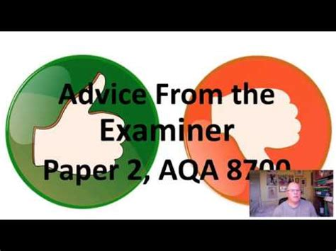 Examiner report on thesis